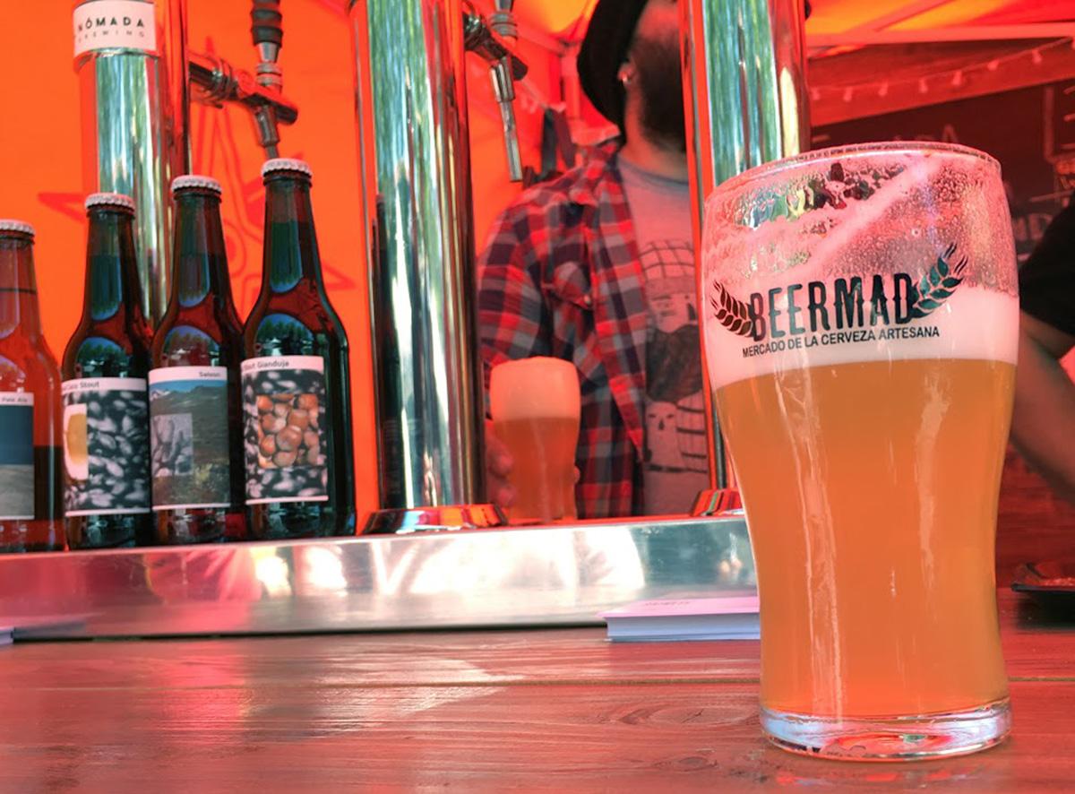 Primera edición de BeerMad en Madrid. Foto: Luis Blasco
