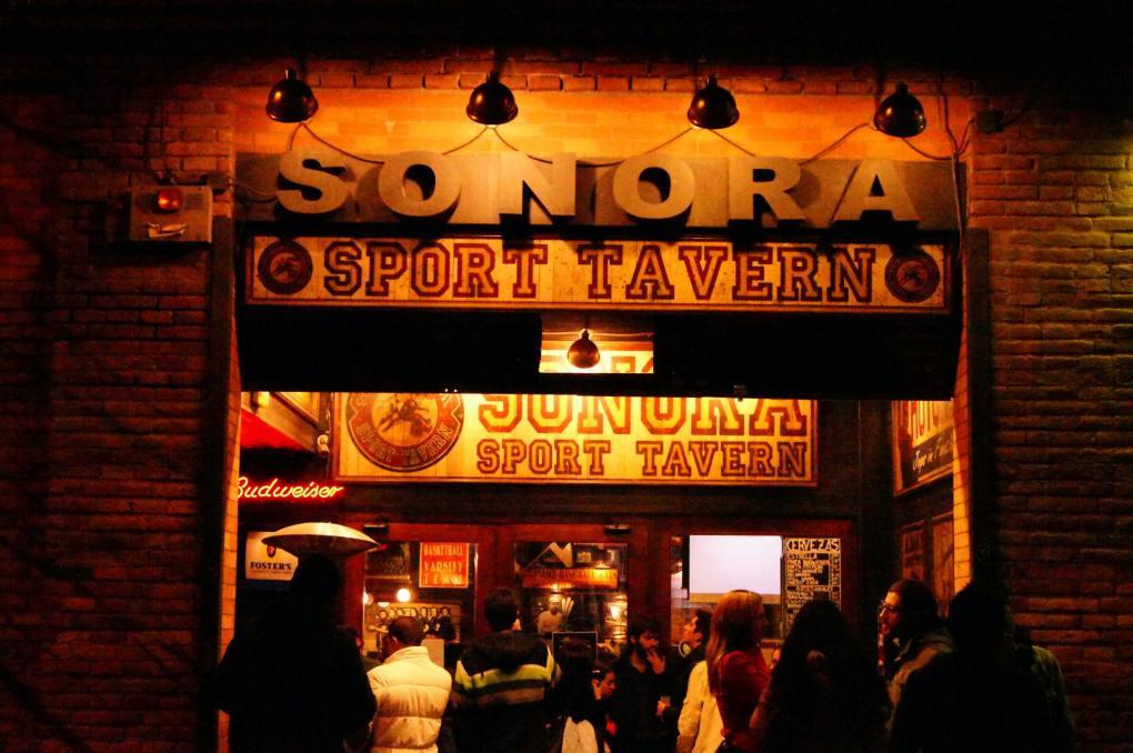 Bar 'Sonora Sport Tavern' Barcelona