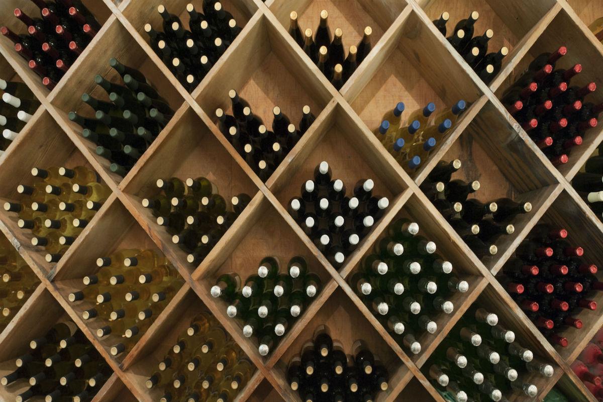 Vinotecas españolas.