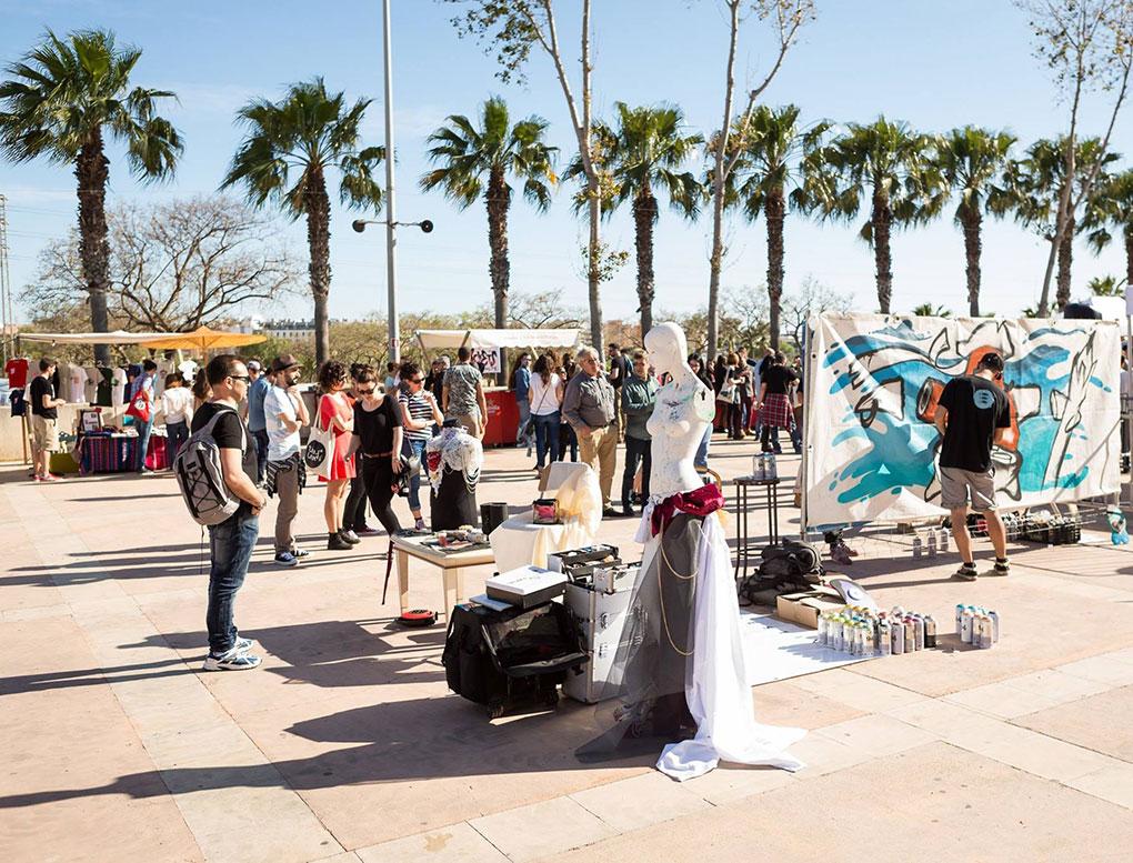 Un festival que muestra la otra cara de Ibiza. Foto: Festival Sueños de Libertad.