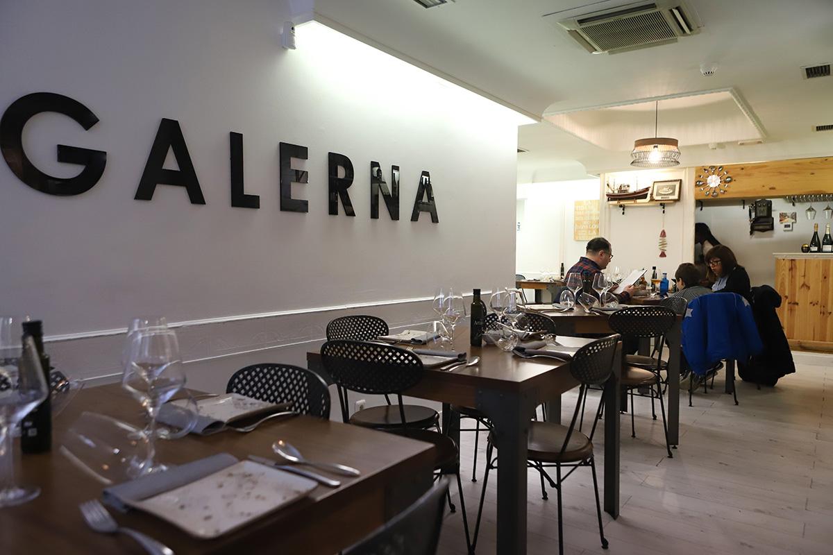 El 'Galerna' es el sueño hecho realidad de Rebeca Barainca y Jorge Asenjo.