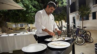 Restaurante 'Els Pescadors' (Barcelona)