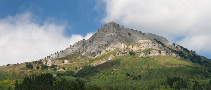 Parque Natural de Gorbeia.