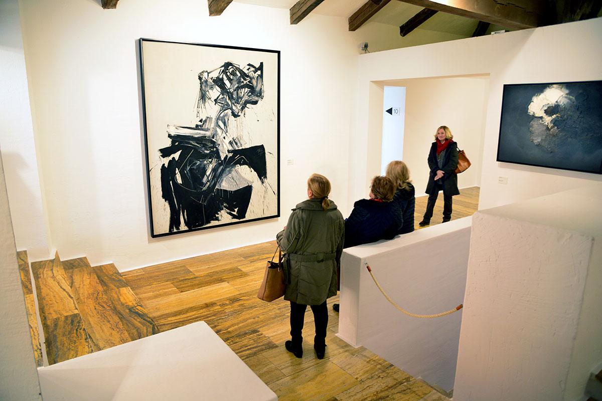 Cuenca: Museo Español de Arte Abstracto Cuenca. Foto: Alfredo Merino | Marga Estebaranz