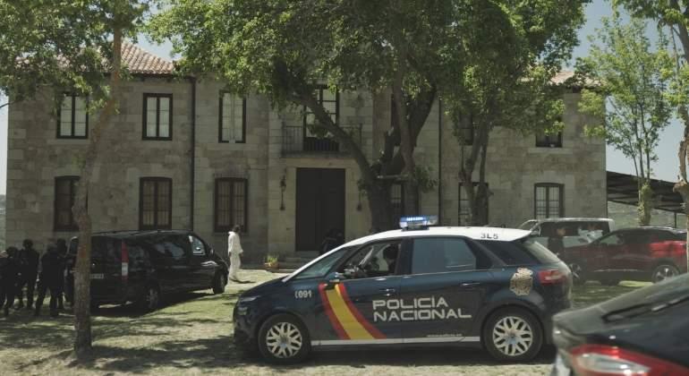 La Casa de Papel - Finca de Toledo (exterior)
