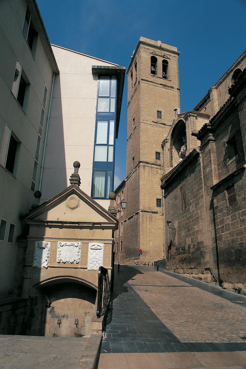 Calles de Logroño. Foto: La Rioja Turismo.