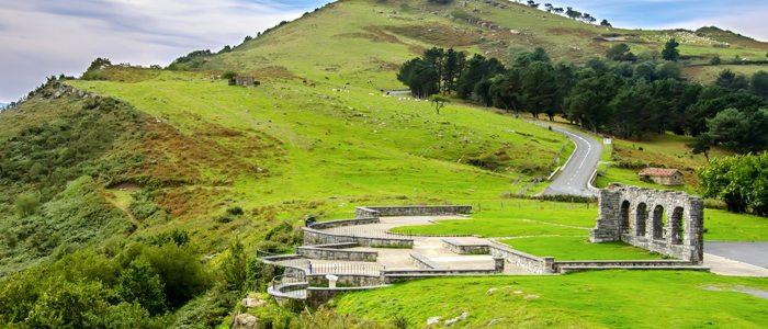 Monte Jaizkibel.