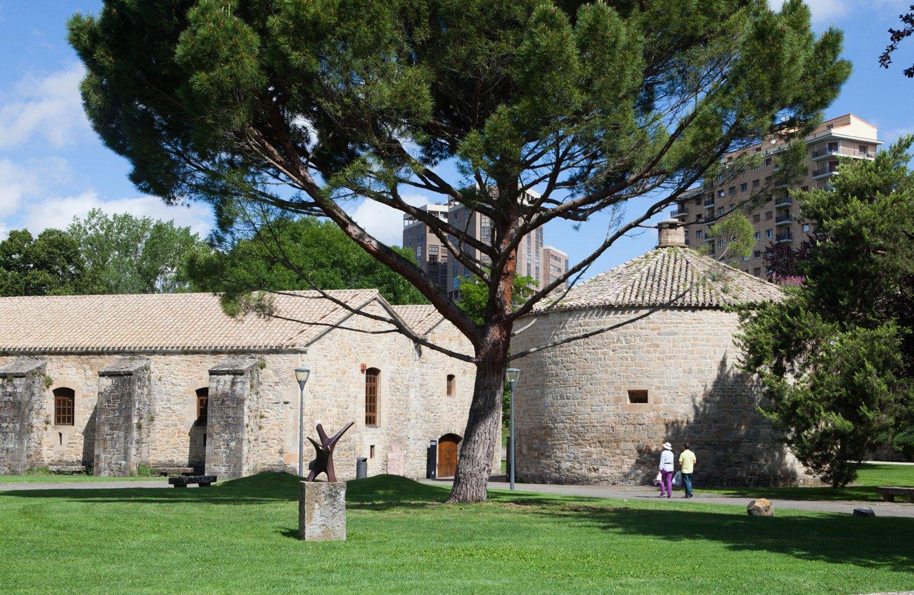 Pamplona - Parque de la Ciudadela (fortaleza militar)