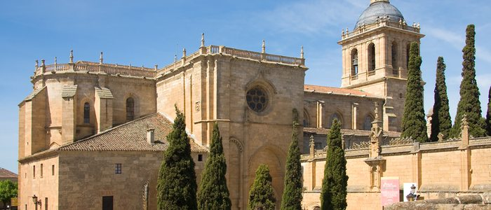 Catedral de Ciudad Rodrigo.
