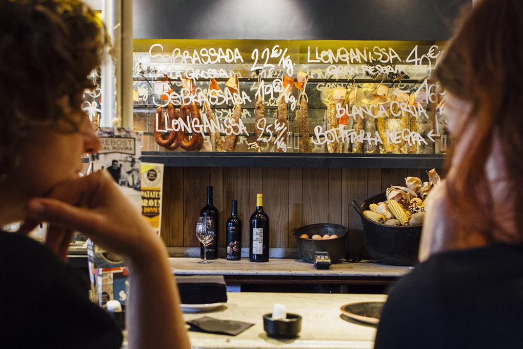 Un paraíso para los amantes de la gastronomía de terruño.
