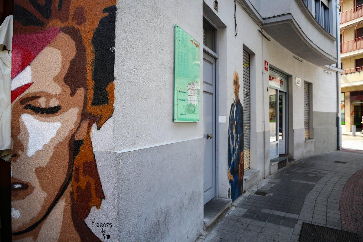 La Salchichería es uno de los puntos neurálgicos del barrio y la ciudad.