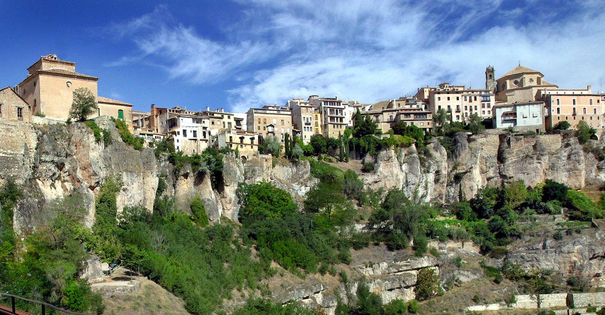 Vista panorámica. Foto: Turismo de Cuenca.
