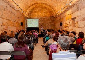 Conferencia A.Monterroso. / Autor: Manel R. Granell.