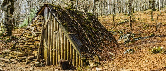 Antiguo refugio de pastores.