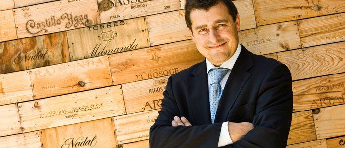Josep Roca, sumiller de El Celler de Can Roca.