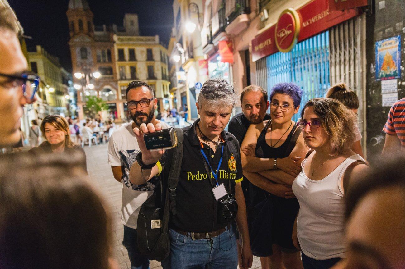 Planes Sevilla: ruta paranormal por el centro de la ciudad