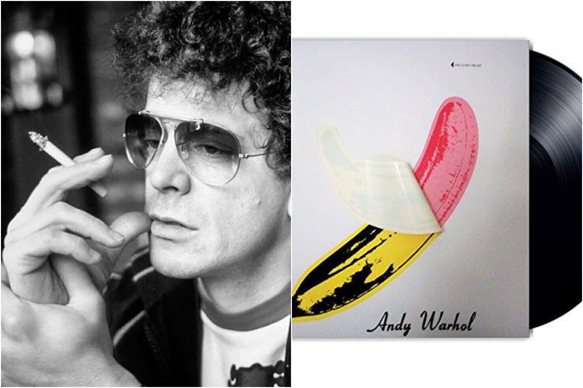 Lou Reed implora, en este disco mítico, la ayuda de Jesús. Fotos: Facebook.