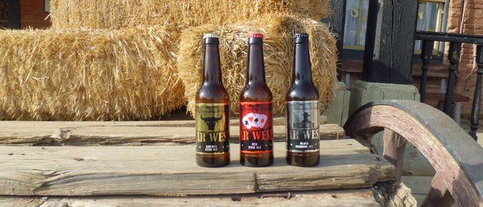 Cerveza Far West.