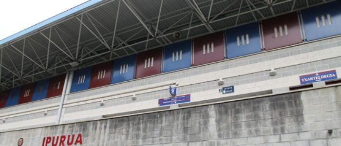 Estadio Ipurua.