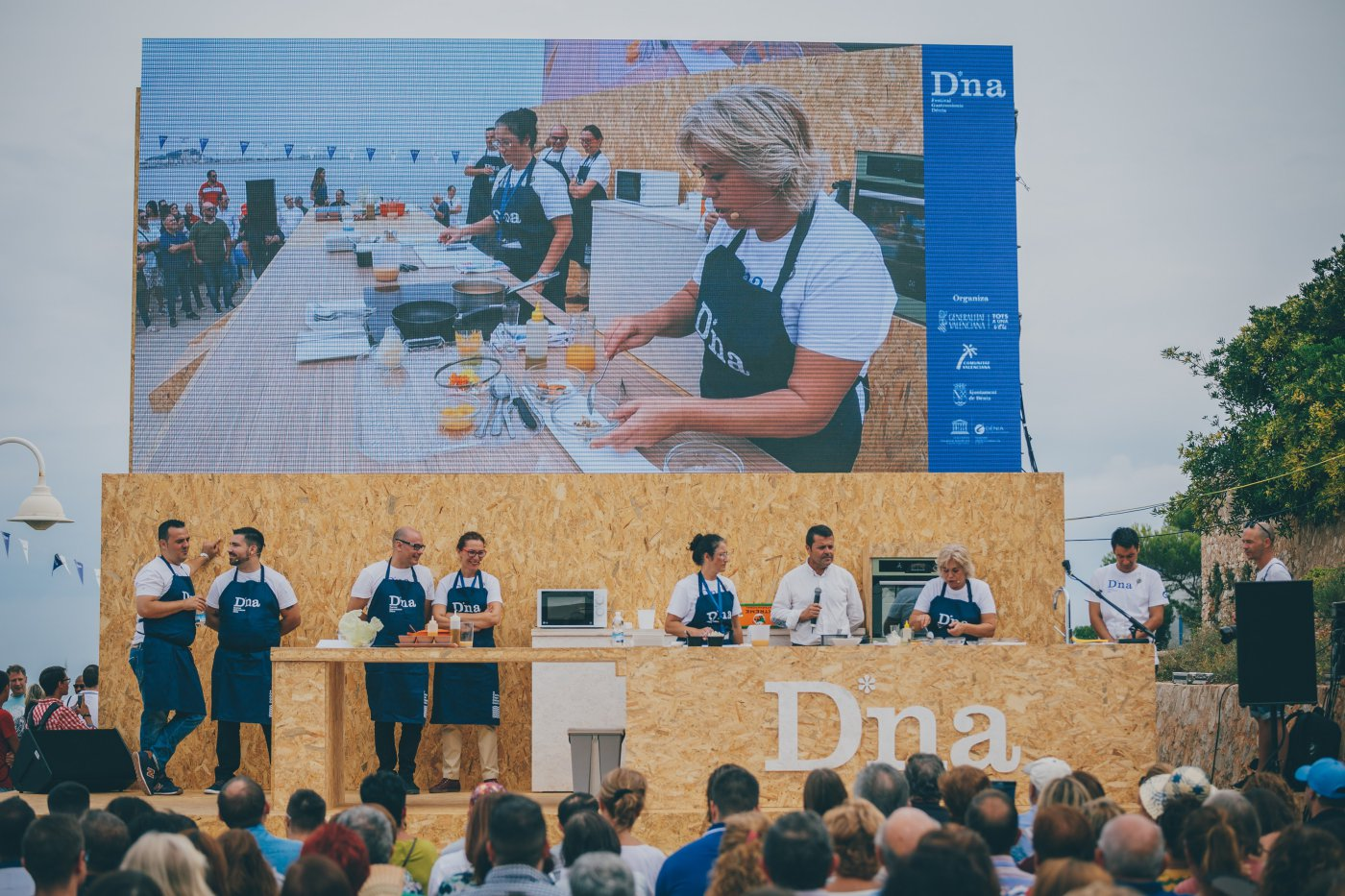 DNA Festival Gastronomic Denia (2017): asistentes de la edición anterior
