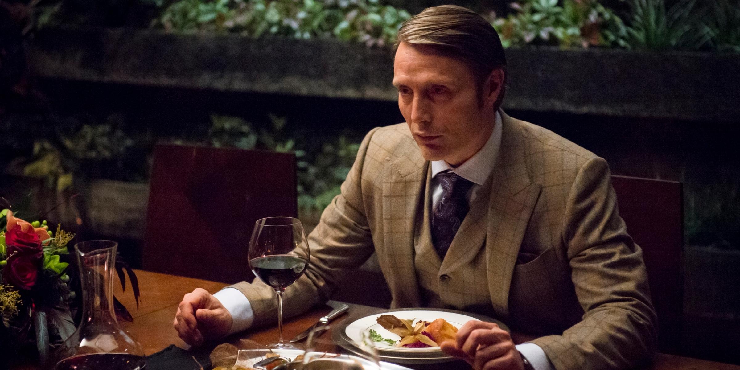 Lecter, un asesino muy gourmet.