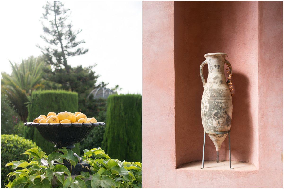 L'Albarda es un jardín de jardines con pequeños detalles que, a veces, pasan desapercibidos.
