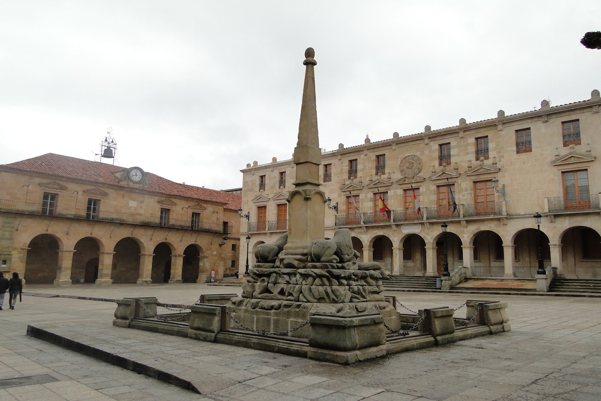 Plaza Mayor. Foto: Turismo de Soria.