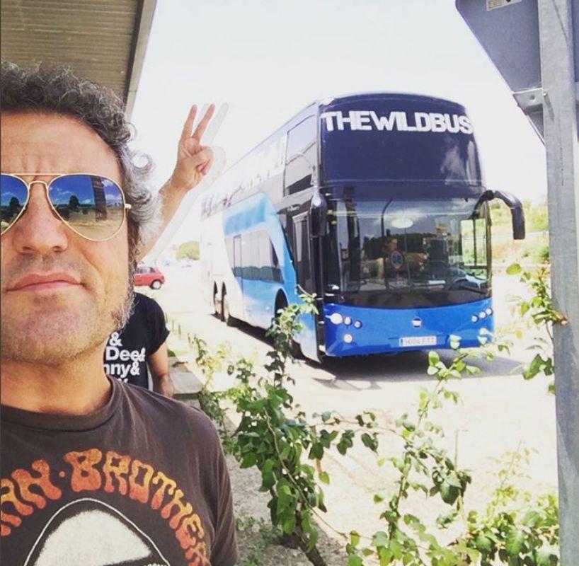El 'Wild Bus', donde no es todo tan salvaje... Foto: M Clan.