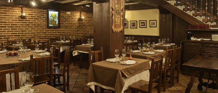 Restaurante José María.