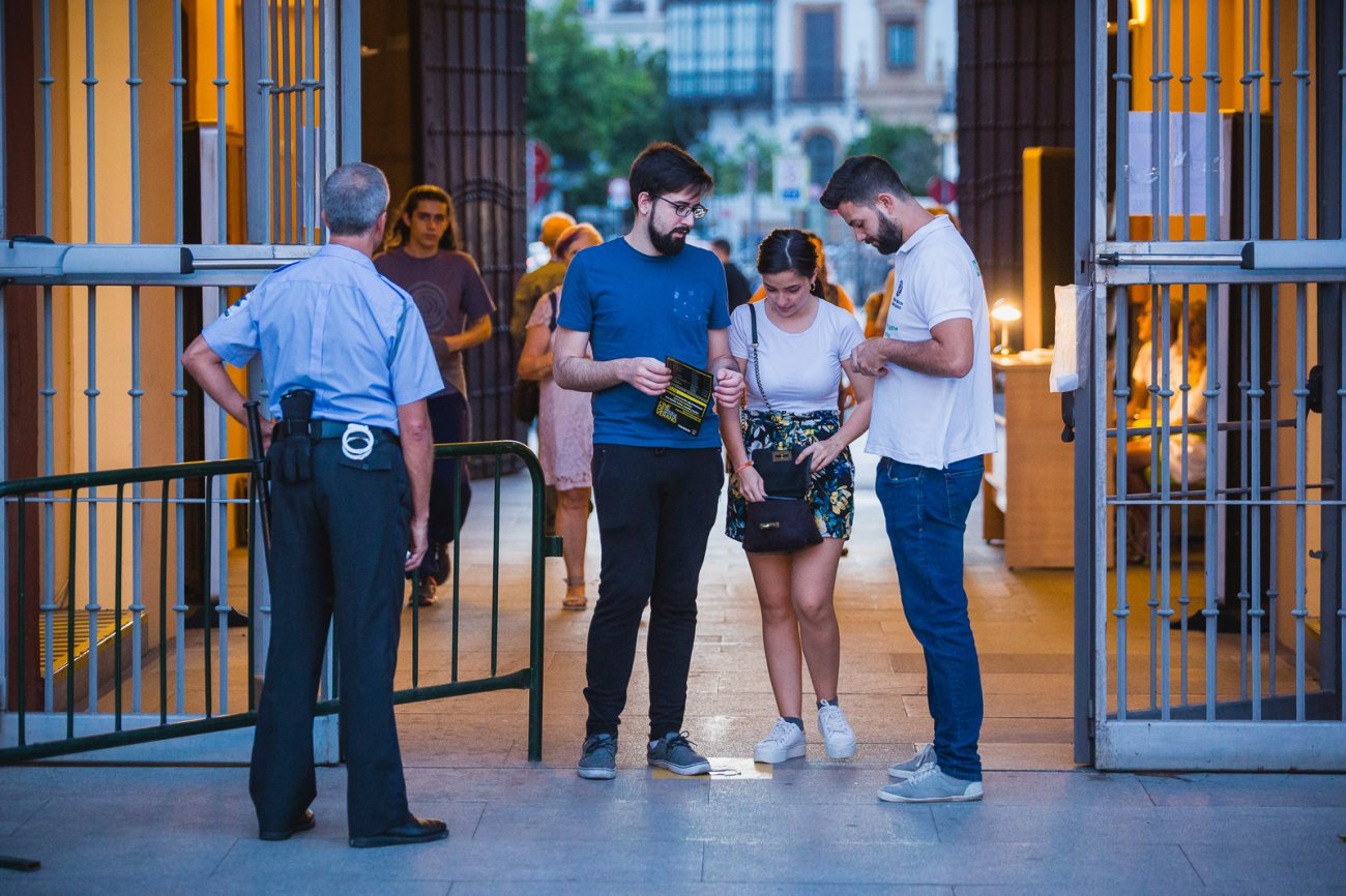 Planes Sevilla: Cine de verano de la Diputación de Sevilla