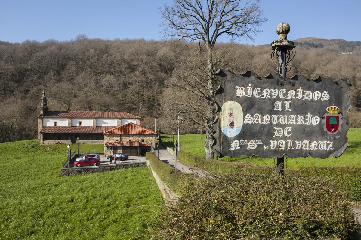 Museo de las Amas de Cría en el Santuario de Valvaluz. Selaya. Cantabria.