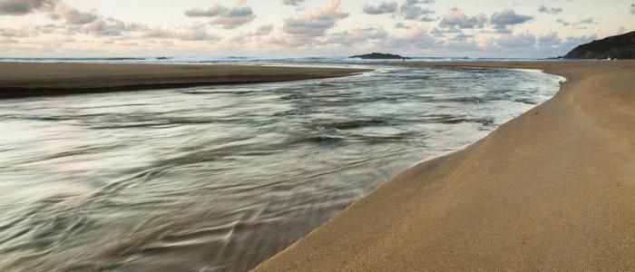 Playa Frouxeira.