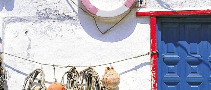 Casa marinera en Arucas.