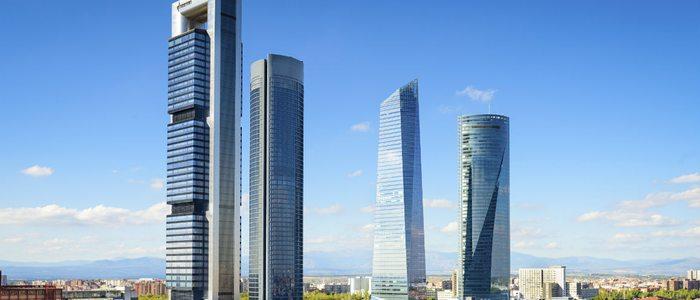 Las Cuatro Torres, Madrid.