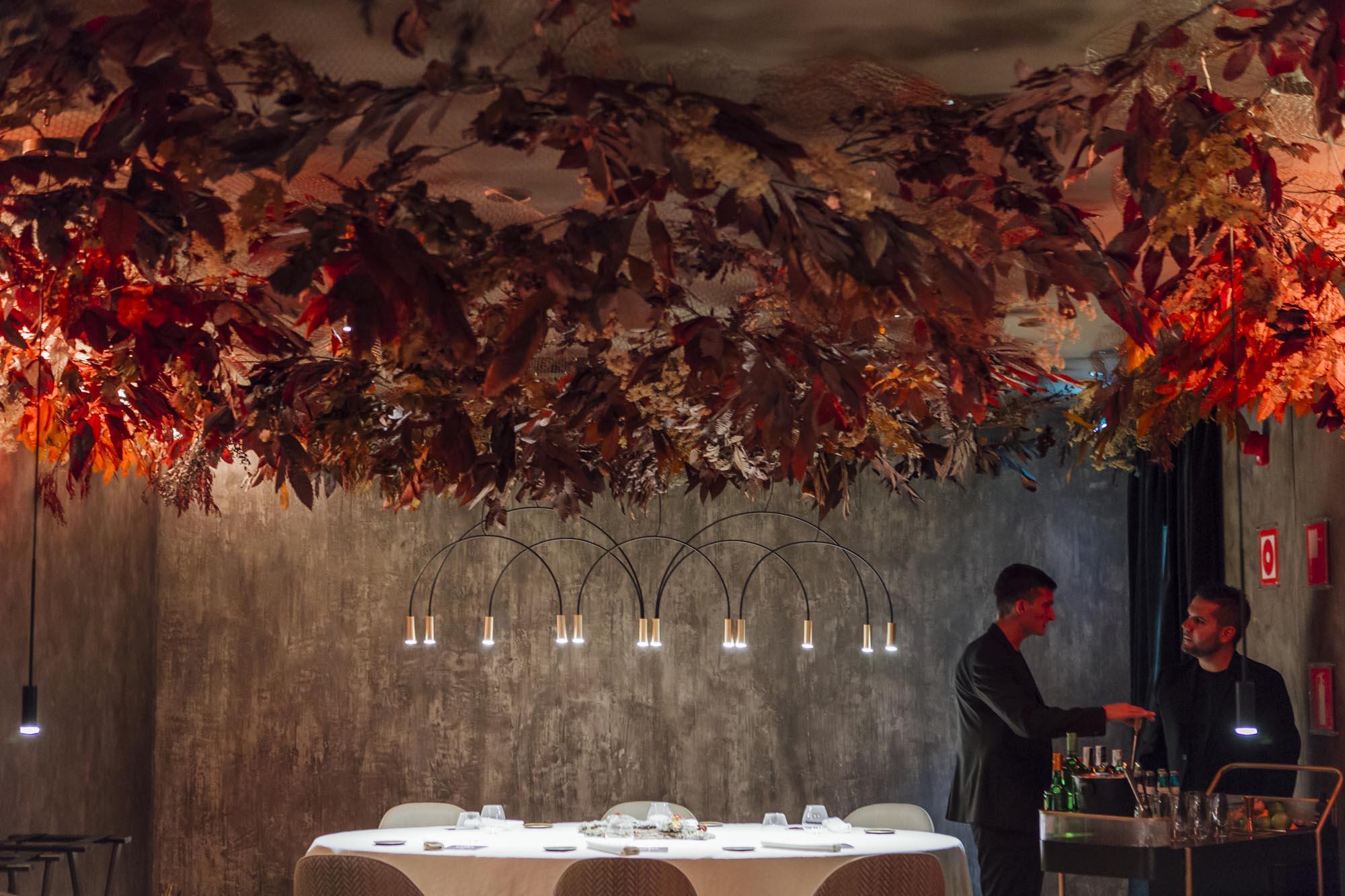 La decoración del espacio lleva la firma de la joven interiorista María Villalón.
