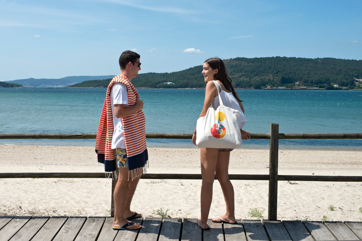 Bar Troita (Playa de Boa Grande): playa de Boa Grande