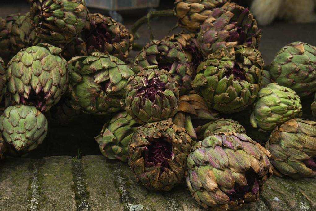 La alcachofa, un producto estrella del invierno./ Foto: Shutterstock