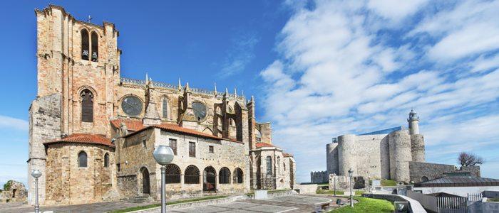 Iglesia de Santa María, Castro Urdiales.