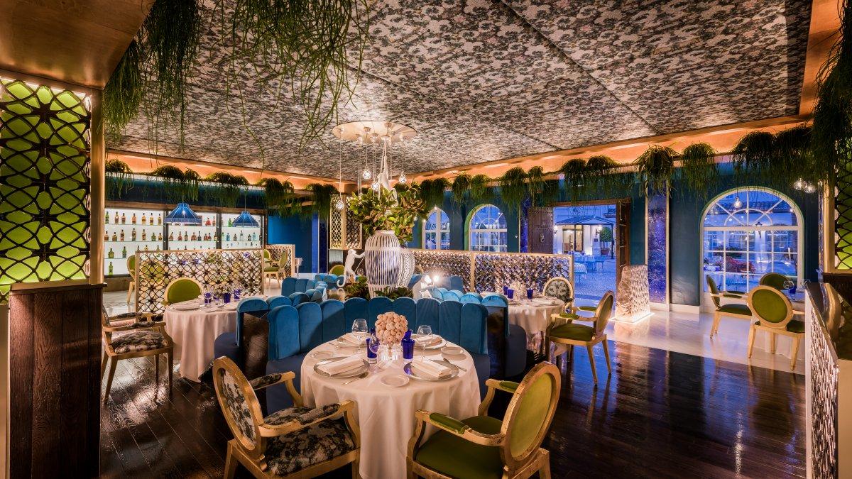 El restaurante ofrece cocina mediterránea y japonesa, juntas, pero no revueltas. Foto: Facebook.