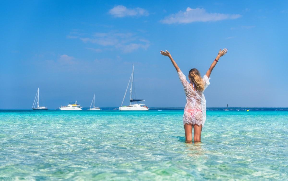 Para que tus vacaciones sean un éxito, evita los agobios y goza de cada instante. Foto: Shutterstock.