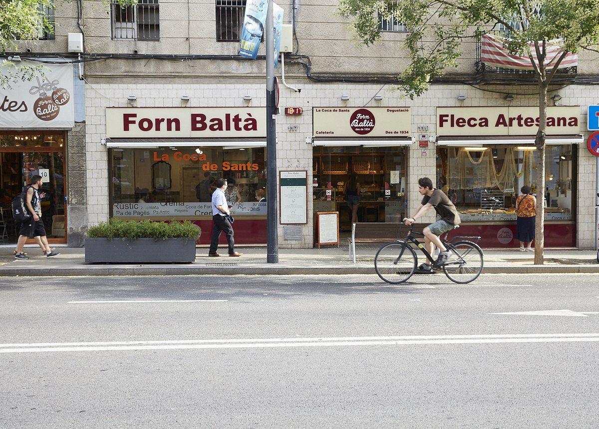 Panadería 'Forn Baltà', Barcelona.