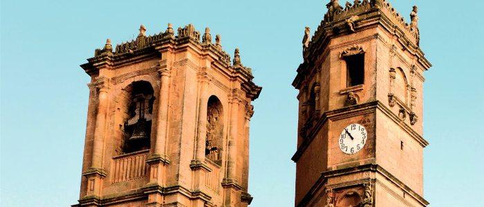 Torres del Tardón y La Trinidad de Alcaraz.