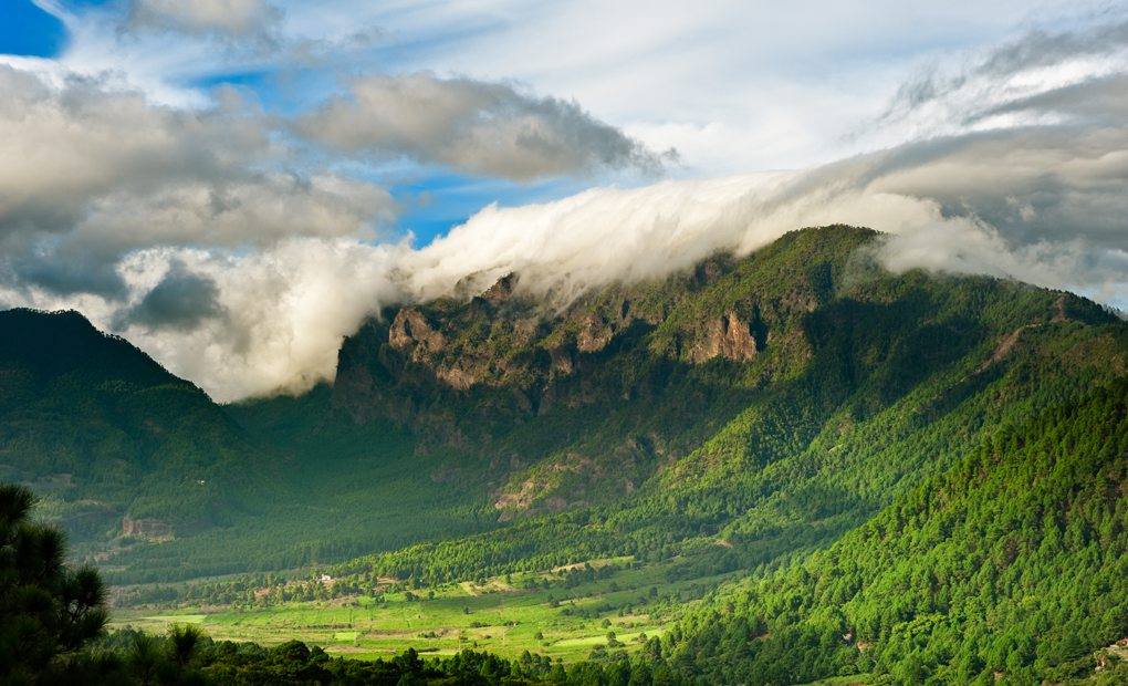 La Palma, gemela de Madeira. Foto: Shutterstock.
