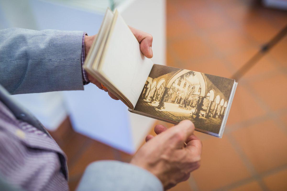 La colección de postales de los años veinte del palacio fue realizada por el II Marqués de Salamanca.