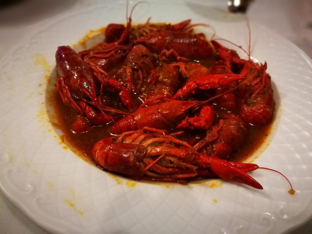 Prepara el paladar para probar una especialidad de Las Loras: sus cangrejos de río.