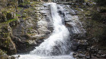 Las cascadas más espectaculares de la Sierra de Guadarrama