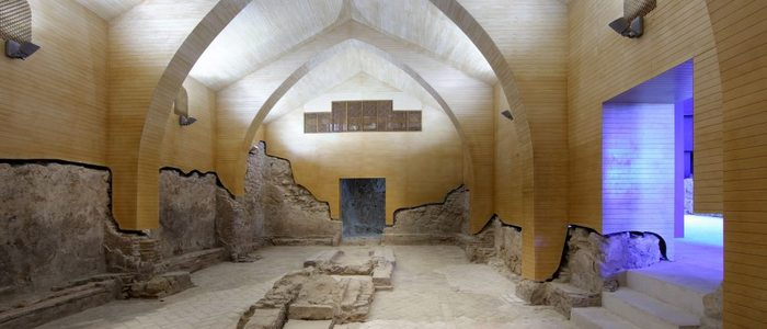 Sinagoga de la Fortaleza del Sol.