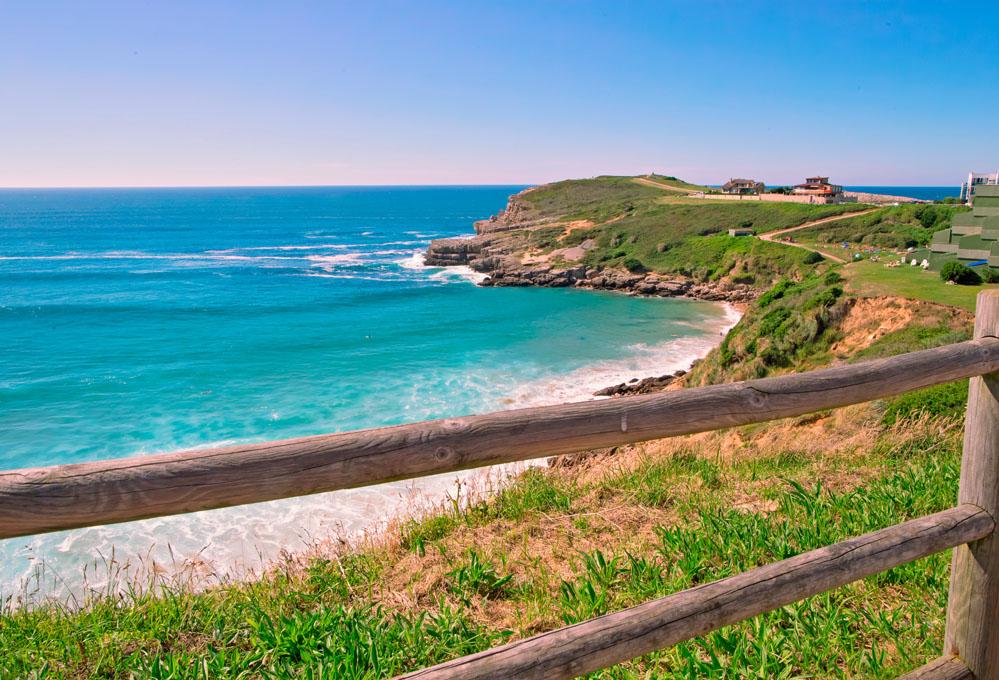 Atardeceres increíbles en una reserva de Surf. Foto: shutterstock.com