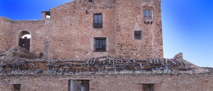 Castillo de Castilnuevo. / © www.turismocastillalamancha.es