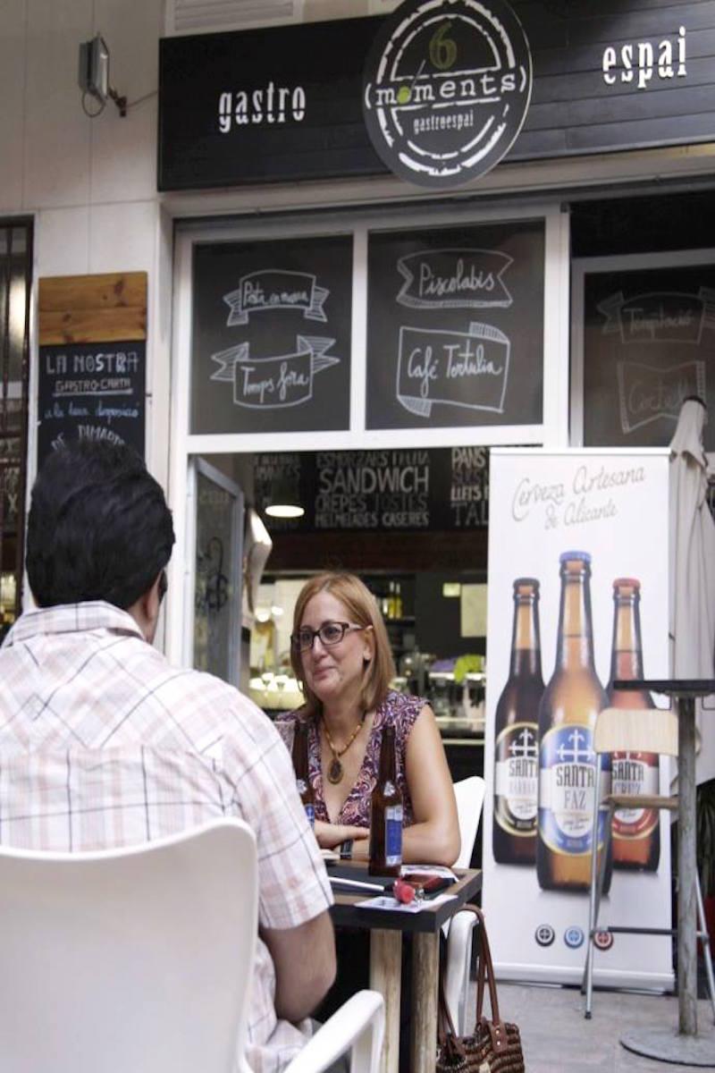La cervecita, artesana por favor. Foto: Cervezas Santa Cruz.